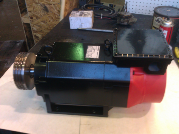 Servo Motor Send In Repair A C Electric Company Harrison