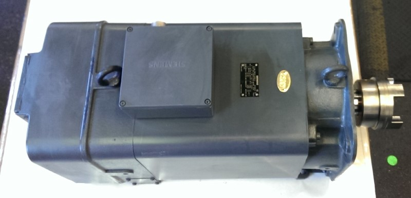 SIEMENS SPINDLE MOTOR, MOD# 1PH6161-4CF46-Z