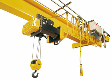 Bridge crane and hoist motor repair and replacement from A&C Electric