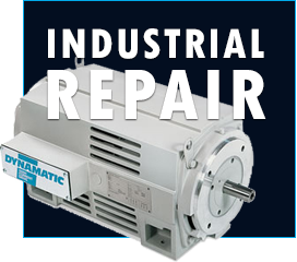 Industrial Motor Repair Services