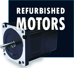 Refurbished Servo Motors for Sale Online