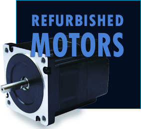 Servo Motors Available Online