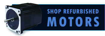 Buy Refurbished Servo Motors