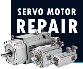 Servo Motor Parts for Repair