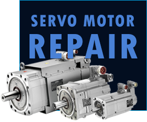 Servo Motor Repair and Testing Services